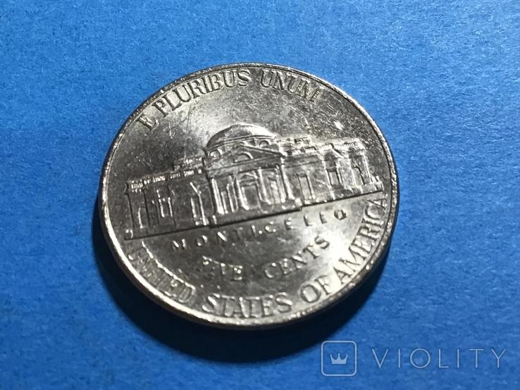 5 центов сша 2006 Р, фото №3