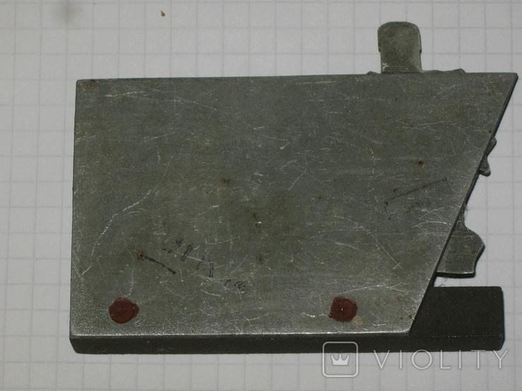 Брестская Крепость - герой сувенир настольный металл, фото №5