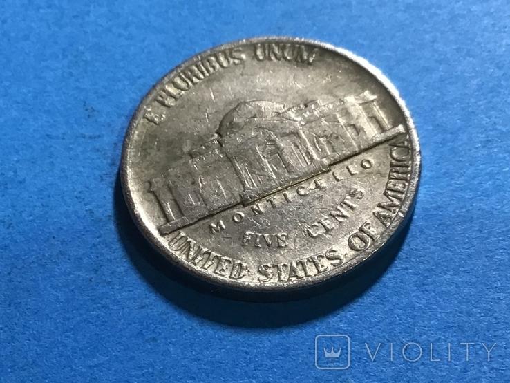 5 центов сша 1978 D, фото №3