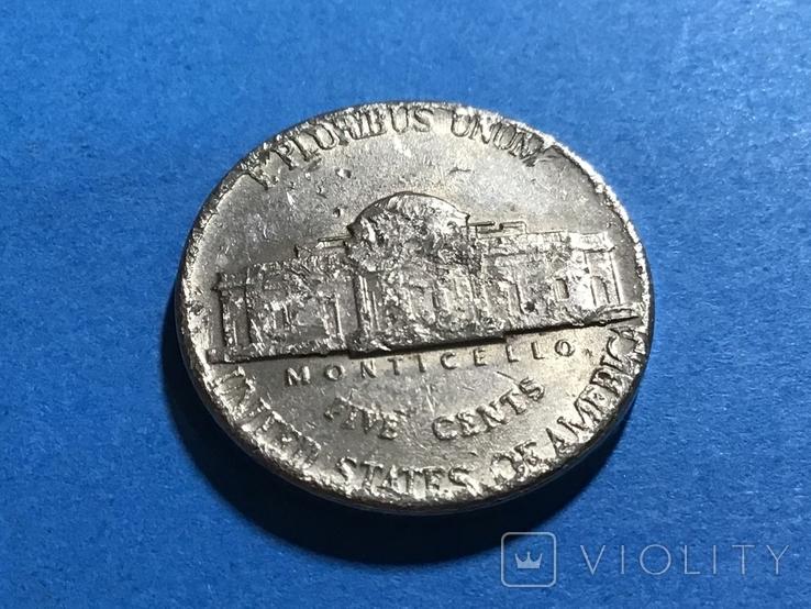 5 центов сша 1971 D, фото №3