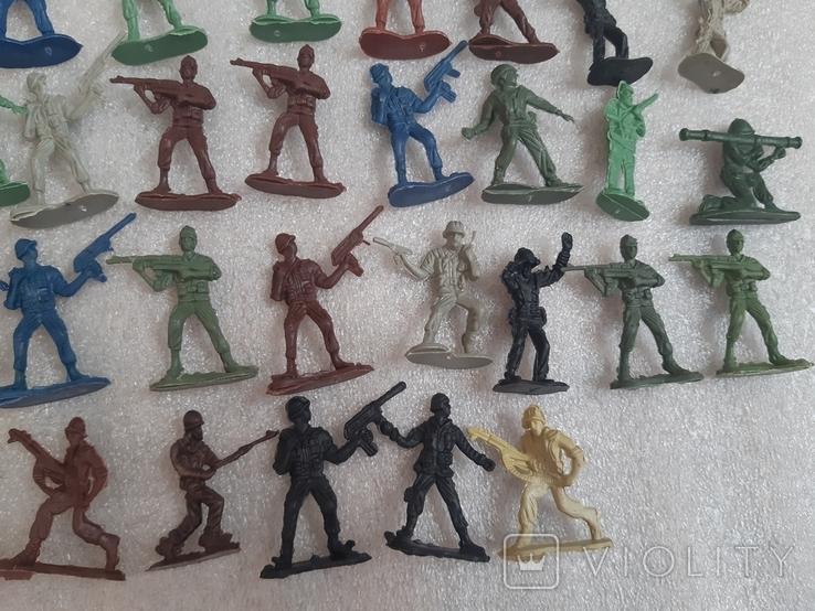 Солдатики 100 шт, фото №5