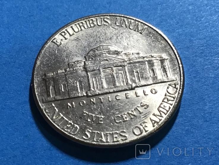 5 центов сша 2003 Р, фото №3
