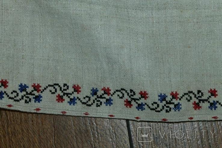 Сорочка вышиванка старинная №50, фото №8