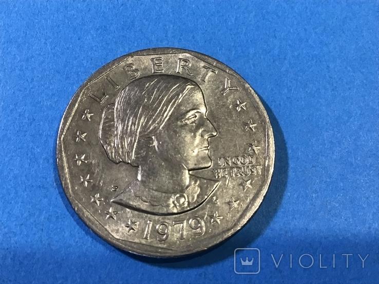 Доллар сша 1979, фото №3