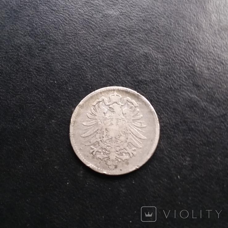 1 марка 1874 рік, фото №5