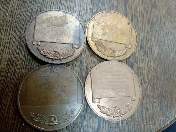 Медали настольные (свадебные), 5 шт., фото №5
