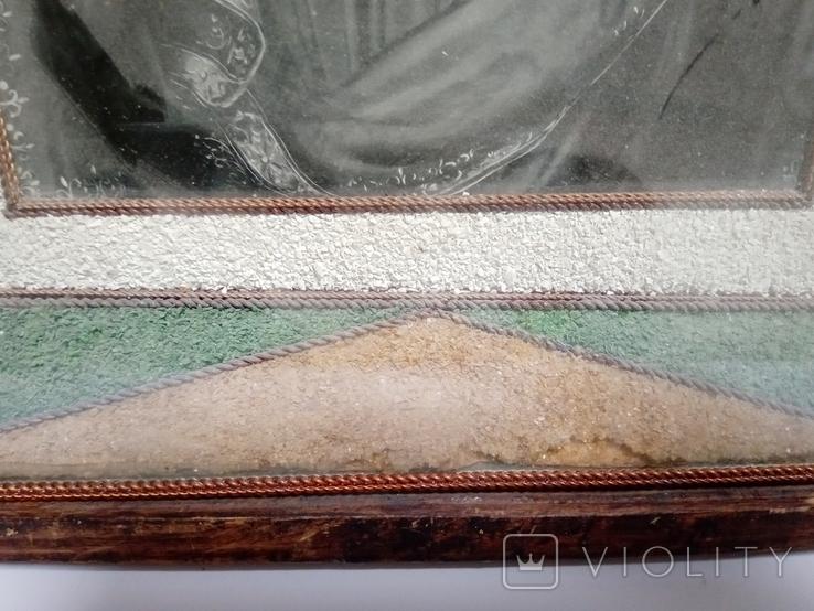 Икона под стеклом,+ бонус, фото №7