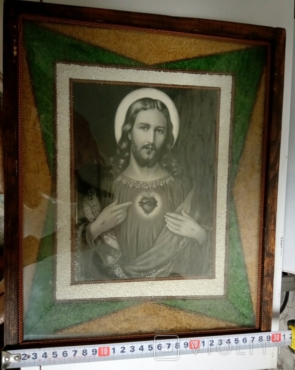 Икона под стеклом,+ бонус, фото №8