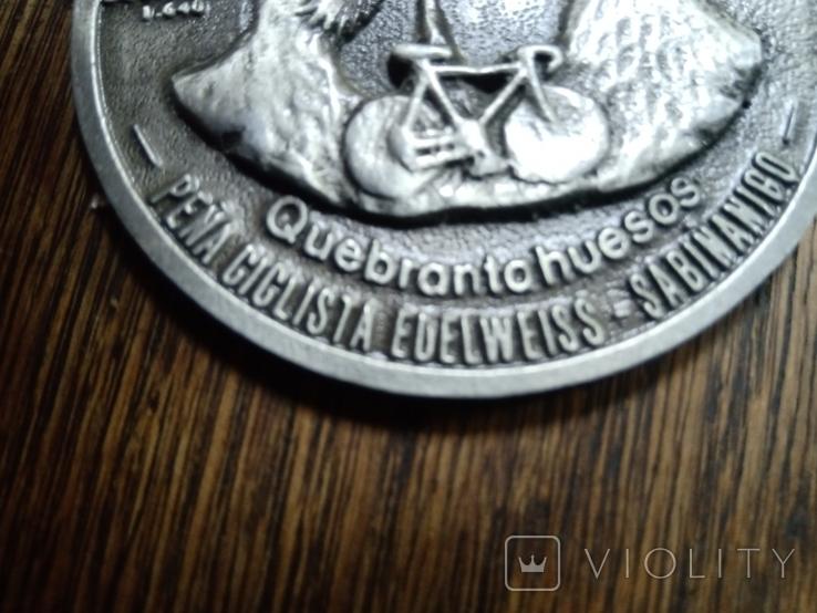 Две туристические медали, фото №6