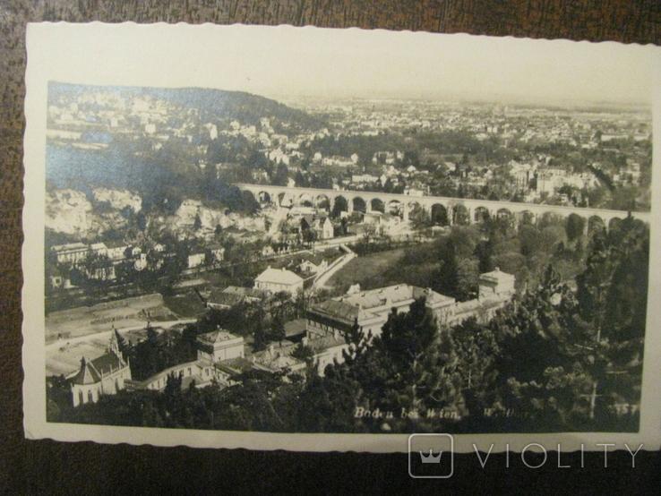 Открытка - курорт Baden dei  Wien -  № 2., фото №2