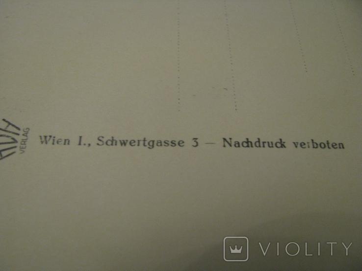 Открытка - курорт Baden dei  Wien -  № 2., фото №5
