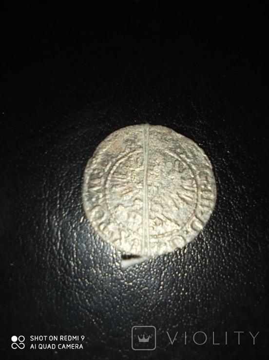 Польша 1 солид 1625 г., фото №2