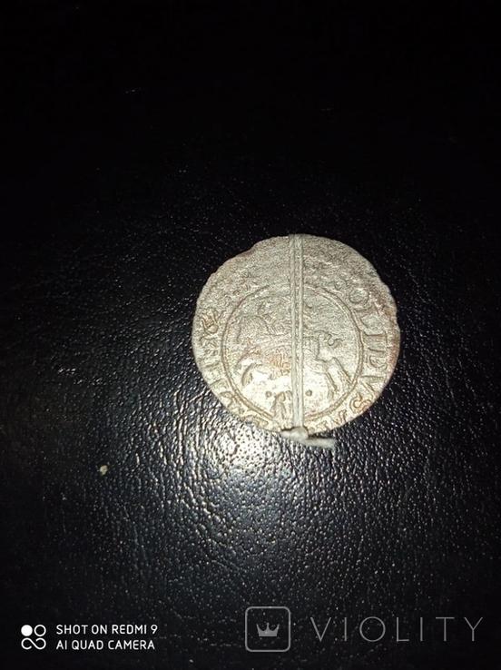 Польша 1 солид 1625 г., фото №4