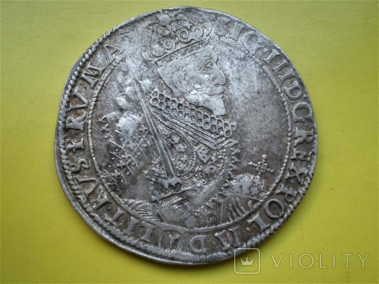 Талер 1629 г. Сигизмунд Ваза