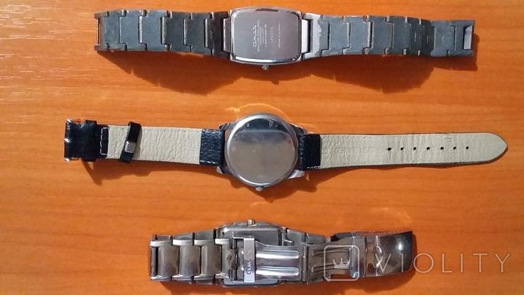 Рабочие кварцевые часы (3шт.), фото №4