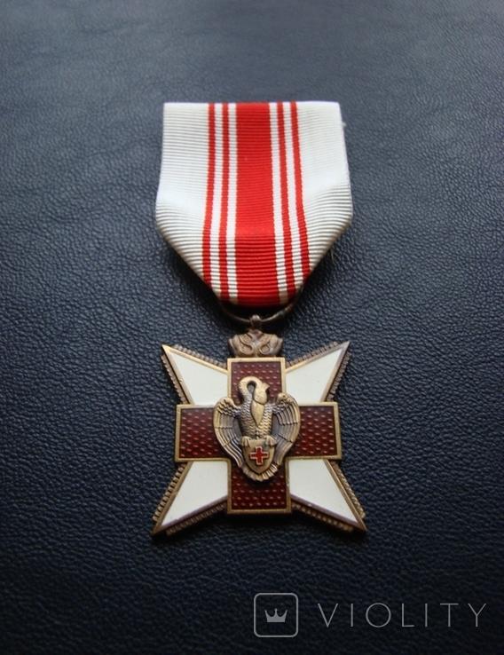 Бельгия медаль красного креста
