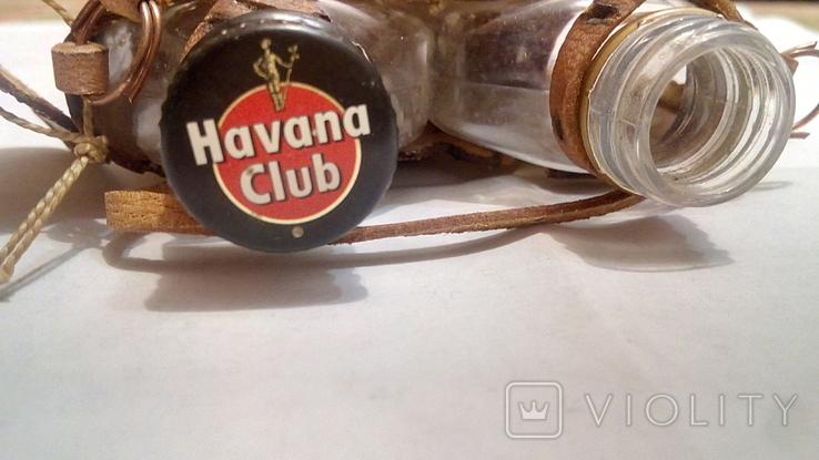 2 бутылочки из под кубинского рома, фото №4