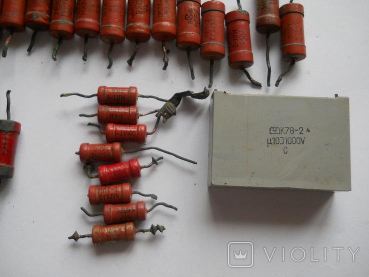 Радиодетали, фото №4