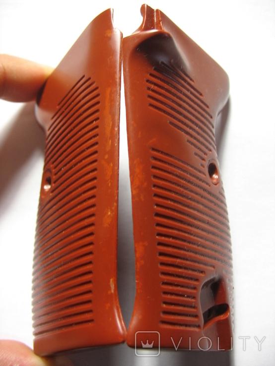 Вальтер Р-38, накладка рукояти.  копия. Лот со скидкой, фото №4