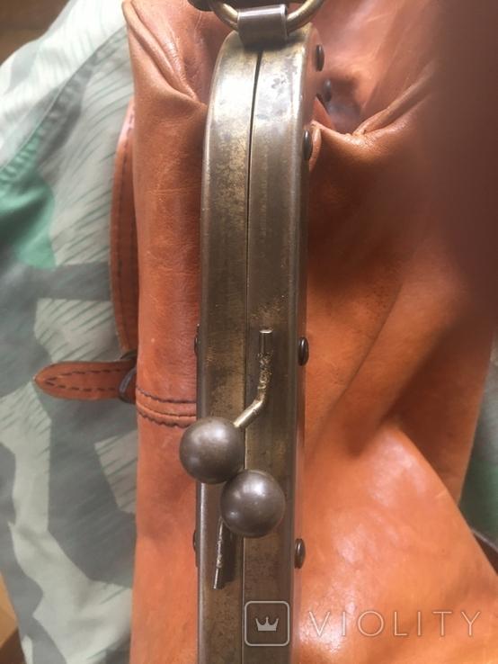 Винтажная женская сумка, фото №7