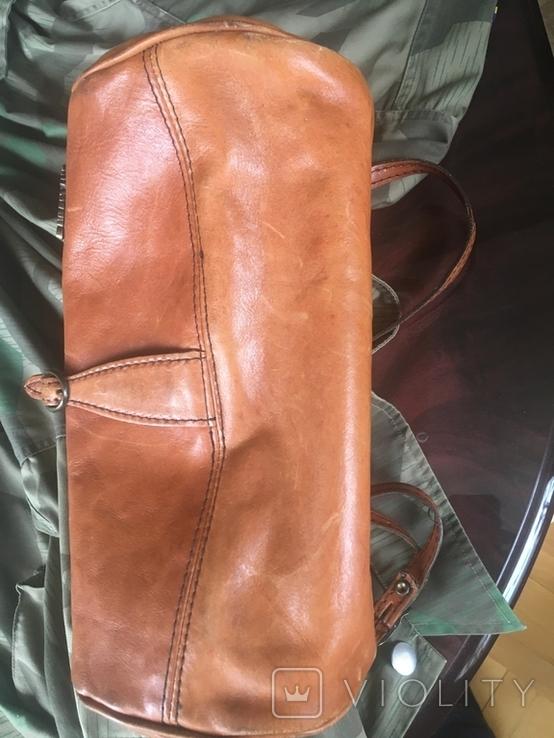 Винтажная женская сумка, фото №9