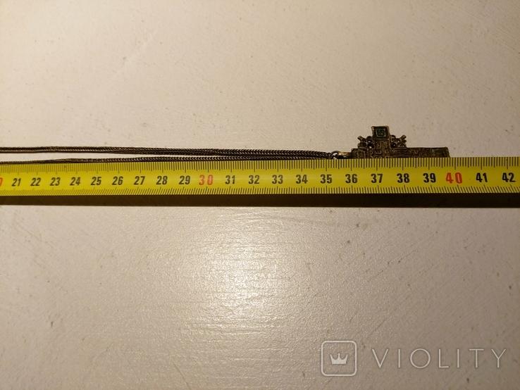 Крест на цепочке, фото №5