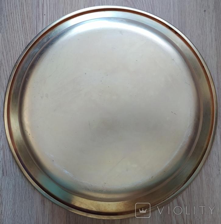 Миска латунная 2,2 кг, фото №8