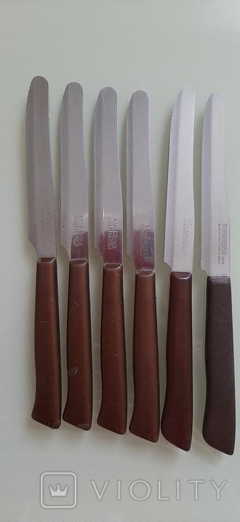 Ножи 6шт, фото №2