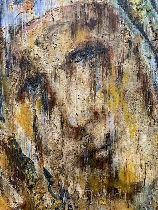 Большая картина Александра Поступного (Alex 96). Оригинал., фото №3