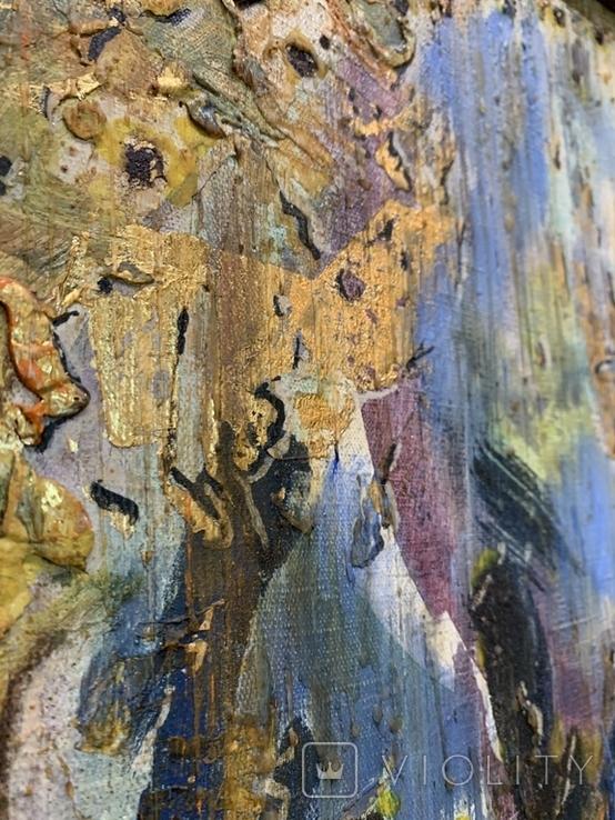 Большая картина Александра Поступного (Alex 96). Оригинал., фото №6