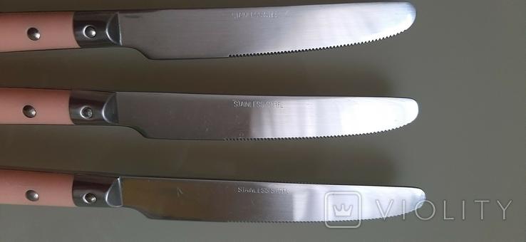 Ножи 3шт, фото №4