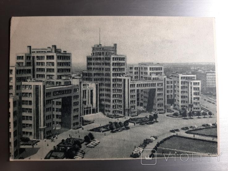 1955г. Харьков. Держпром, фото №2