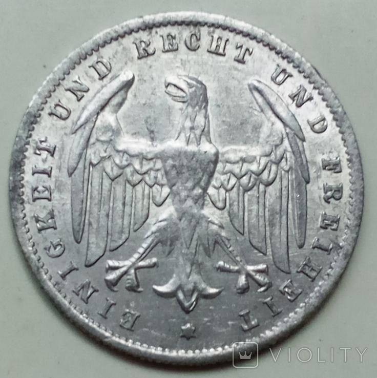 500 марок 1923 г. Веймарская республика, Берлин, фото №2