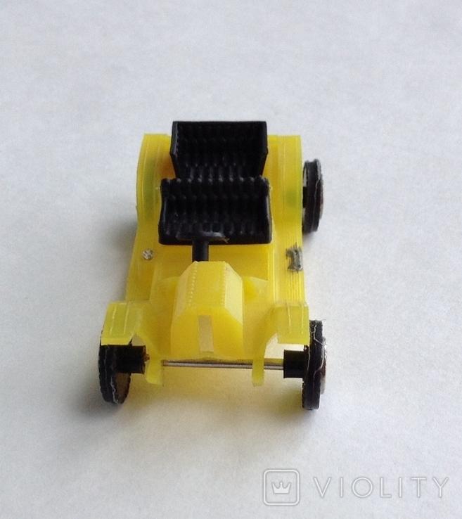 Машинка детская. Пластик. СССР, фото №7