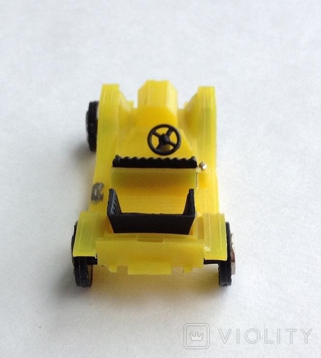 Машинка детская. Пластик. СССР, фото №8