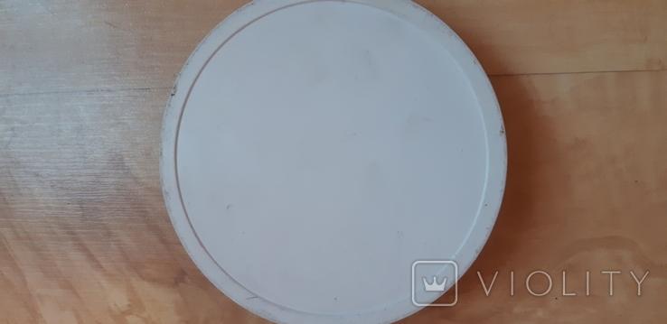 Коробка пластиковая круглая, фото №5