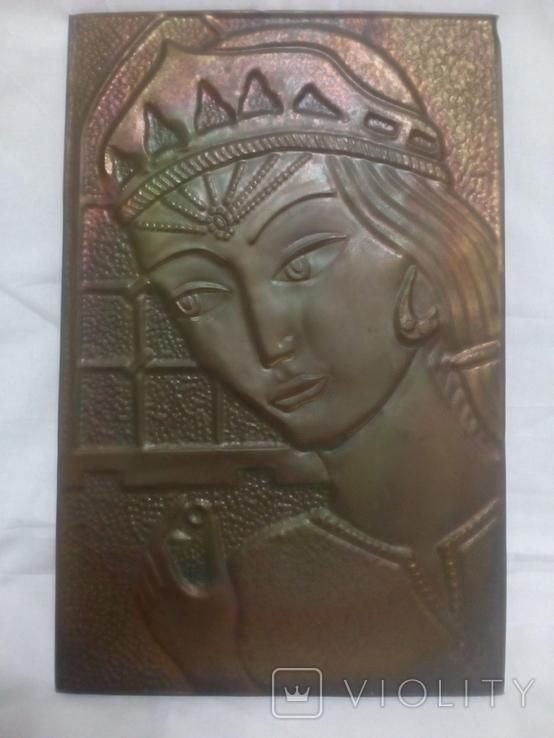Злато колечко ( картина- сувенир), фото №2
