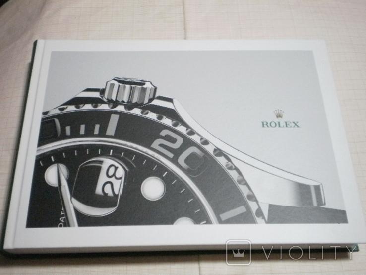 """Швейцарский каталог всех моделей часов """"ROLEX"""" с ценами на 2020г., фото №2"""