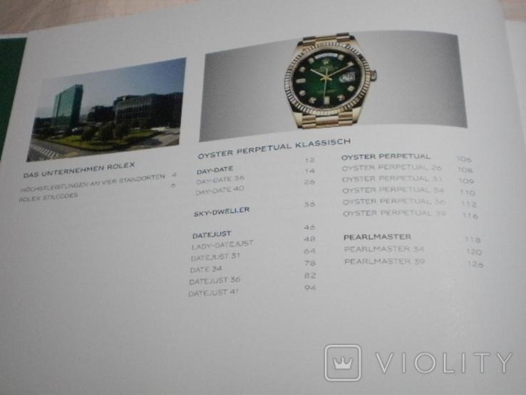 """Швейцарский каталог всех моделей часов """"ROLEX"""" с ценами на 2020г., фото №3"""