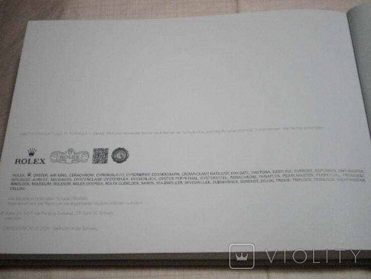 """Швейцарский каталог всех моделей часов """"ROLEX"""" с ценами на 2020г., фото №4"""