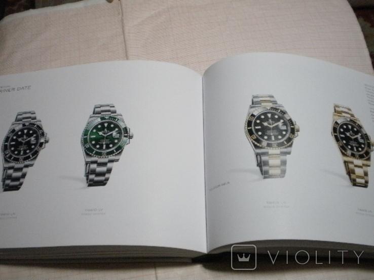"""Швейцарский каталог всех моделей часов """"ROLEX"""" с ценами на 2020г., фото №5"""