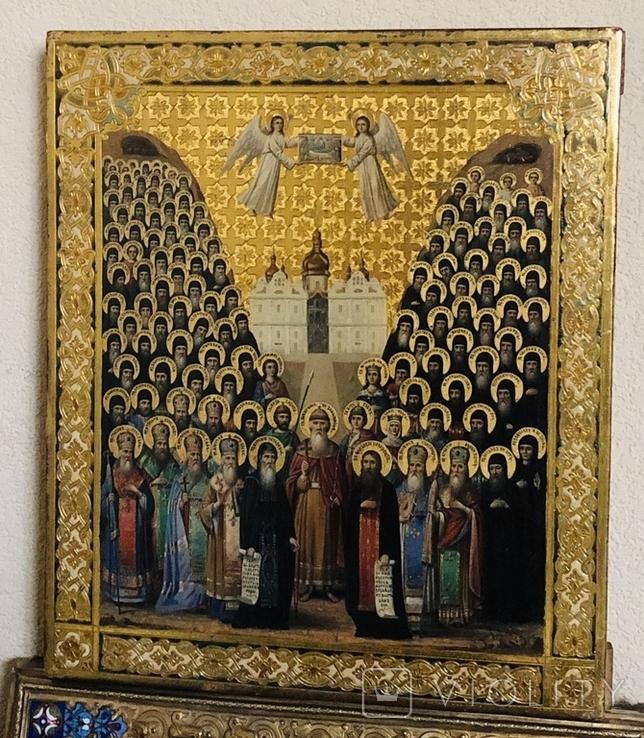 Собор святого Владимира, 31х26,5 см, фото №2