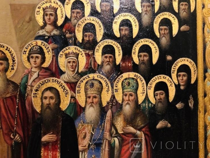 Собор святого Владимира, 31х26,5 см, фото №7