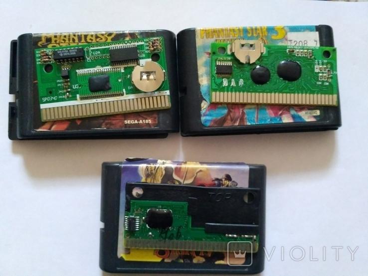 Картридж Sega #13, фото №3