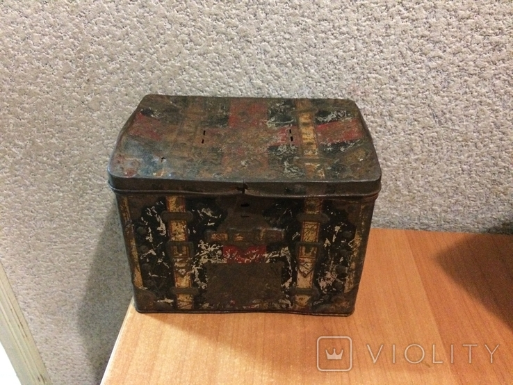 Коробка до 1917 г, фото №5