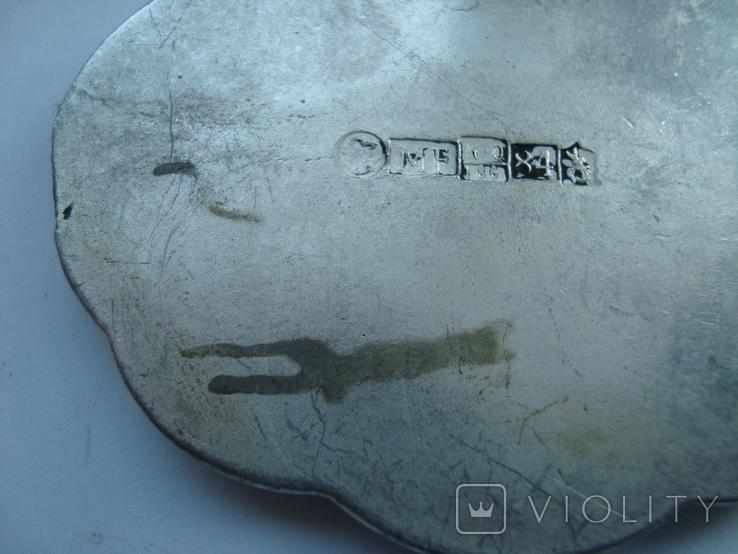 Иконка. Церковный медальйон. Копия, фото №9