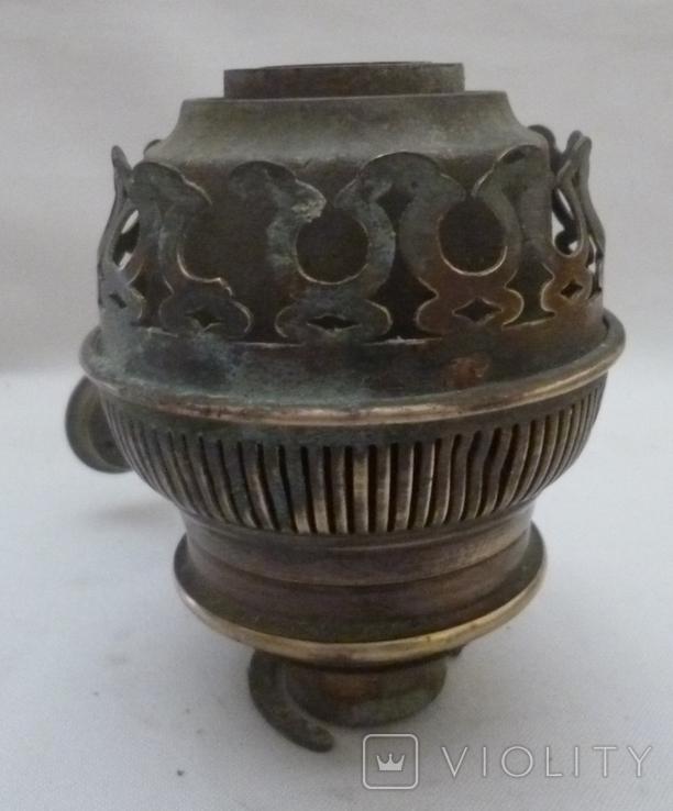 Старая горелка керосиновой лампы Picador-Brenner. Германия., фото №4