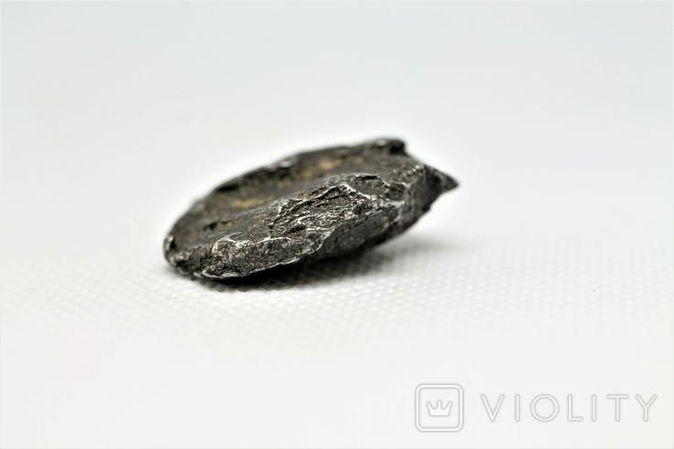 Залізний метеорит Sikhote-Alin, 20.6 г, з сертифікатом автентичності, фото №7