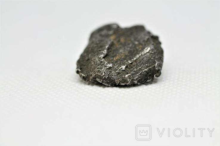Залізний метеорит Sikhote-Alin, 20.6 г, з сертифікатом автентичності, фото №9
