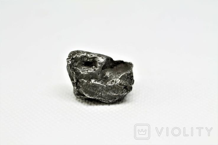 Залізний метеорит Sikhote-Alin, 22 г, з сертифікатом автентичності, фото №2